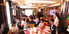 HKVCA Luncheon Talk: Solving the deal origination dilemma by leveraging big data and AI