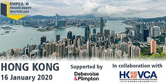 EMPEA Private Equity Masterclass in Hong Kong